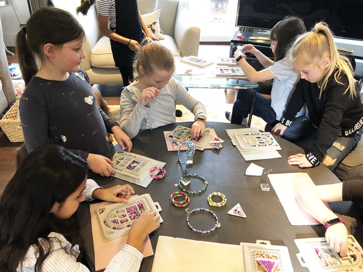 Jewellery Making Parties