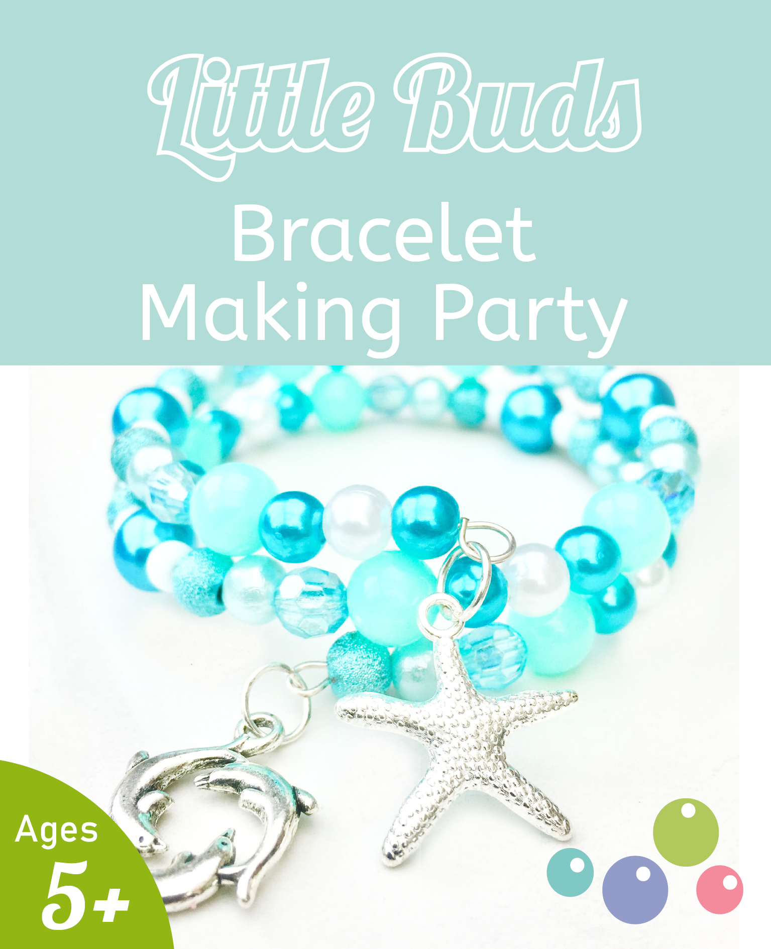 Jewellery Making Parties Berkshire
