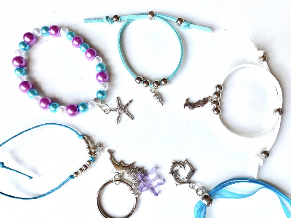 mermaid jewellery