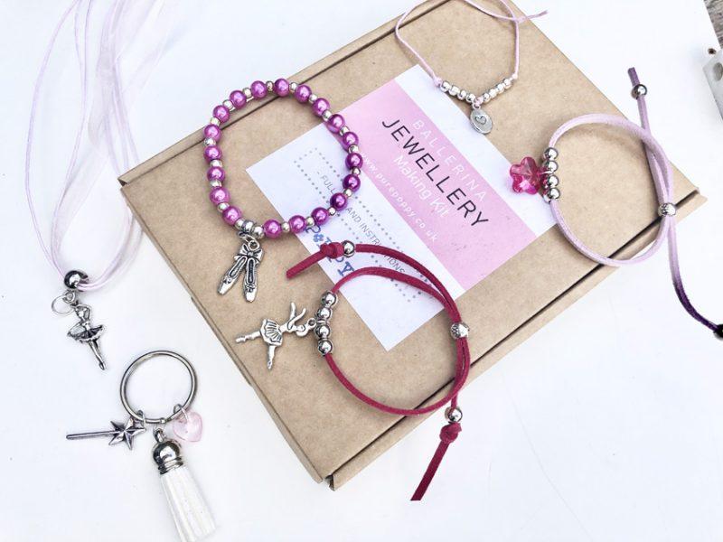 ballerina jewellery making kit