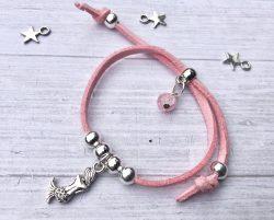 dolphin mermaid friendship bracelet making kit
