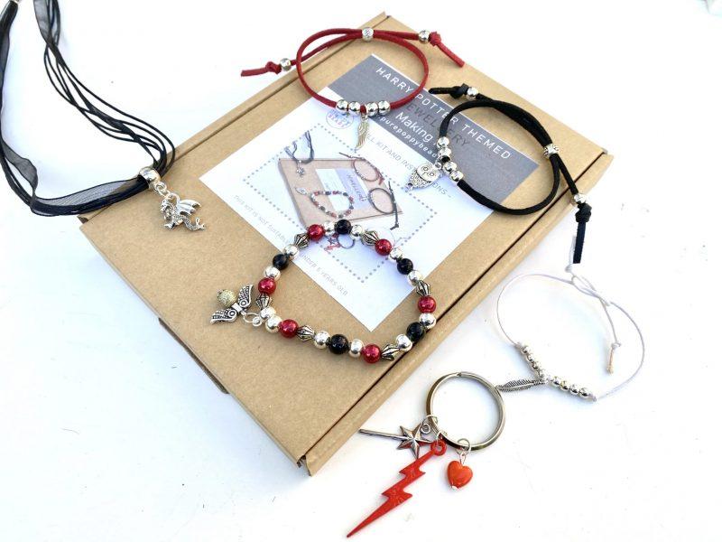 harry potter jewellery