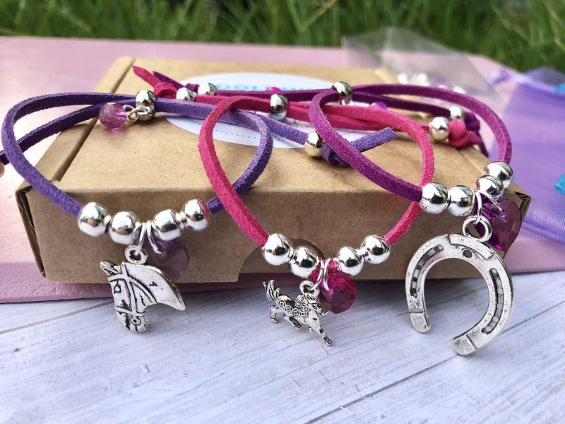 pony friendship bracelet making kit