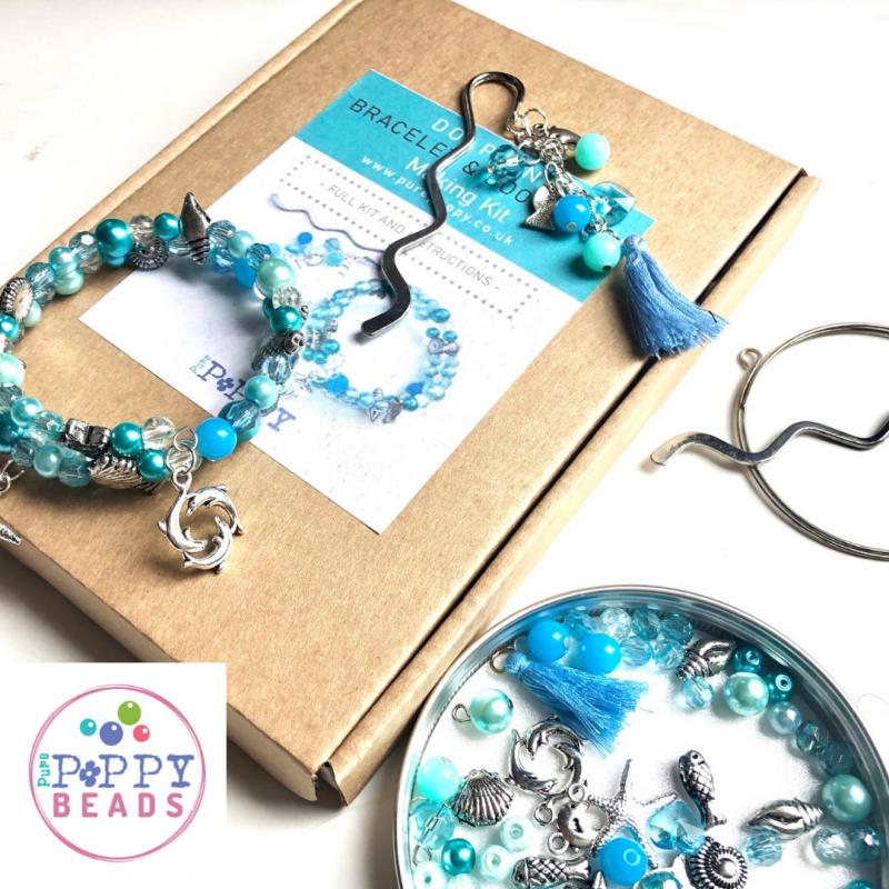 Dolphin bracelet kit