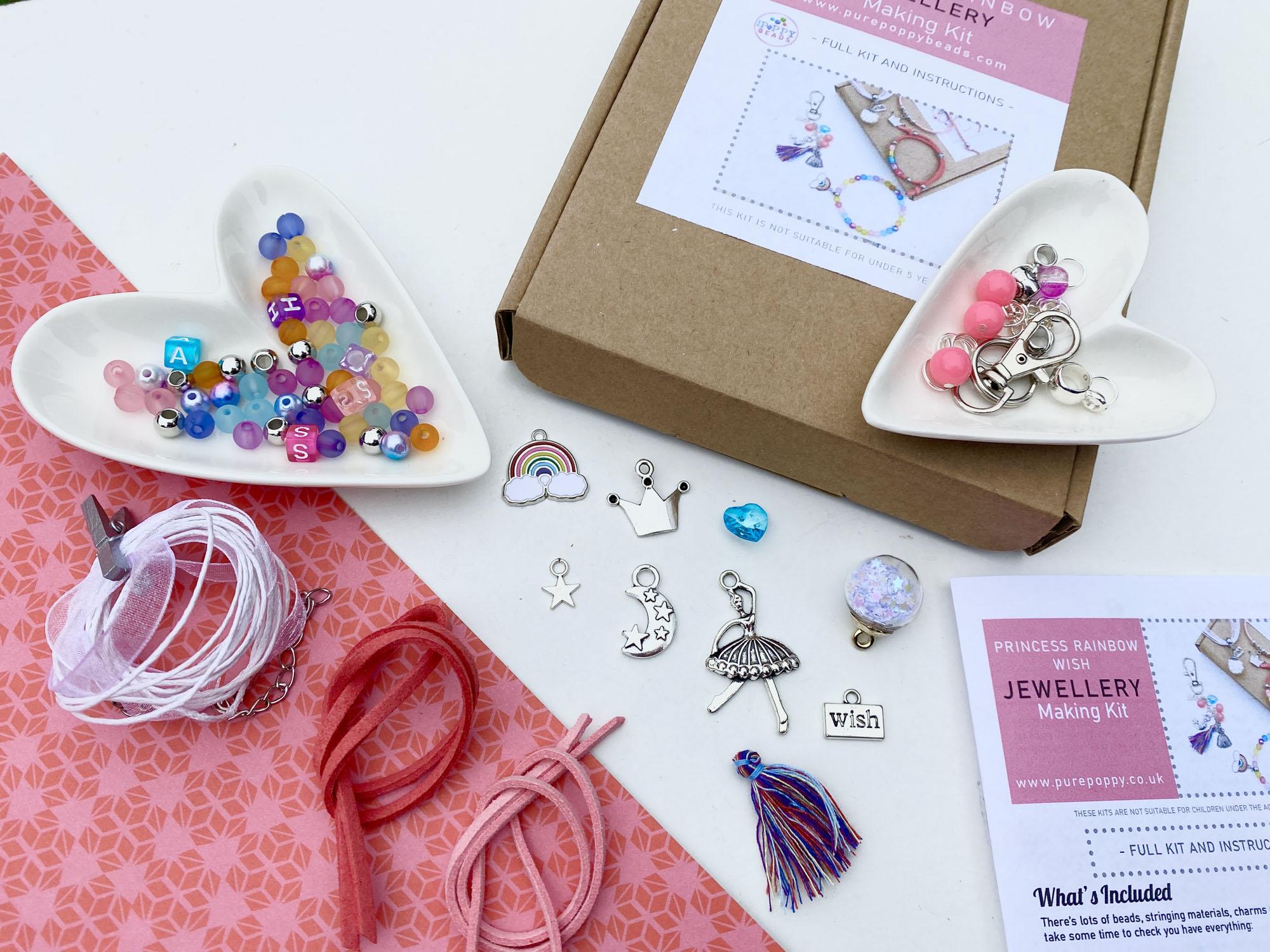 princess jewellery kit