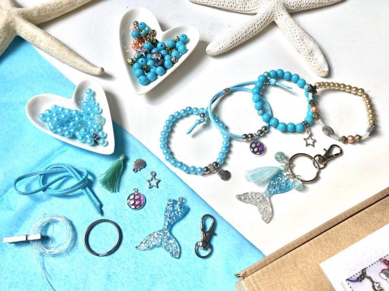 summer mermaid kit
